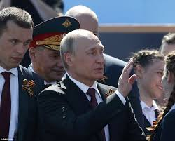 vladimir putin military vladimir putin issues a warning to the west and nato over their