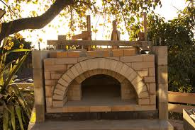 unique how to build a backyard brick oven architecture nice