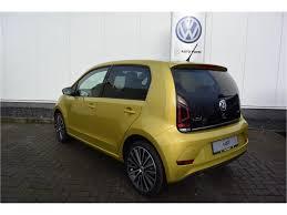 volkswagen up yellow volkswagen up high up 1 0 tsi bmt 90pk auto poppe