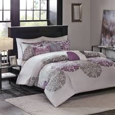 Madison Park Duvet Sets Purple Duvet Sets A Thing To Crave For Home And Textiles