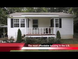 cheapest housing in us what are the top 2 cheapest places to buy a house in the u s