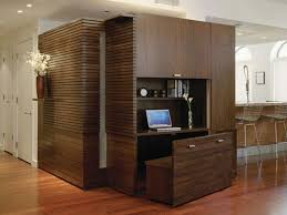 Small Wood Desk by Office Desk Awesome White Black Wood Modern Office Design For