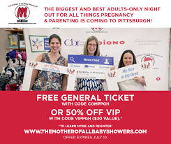 mother of all baby showers is coming to pittsburgh pa and you u0027re