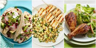 60 best summer dinner recipes quick and easy summer meal ideas
