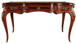 bureau style louis xv majestic louis xv ormolu mounted rosewood bureau plat view in