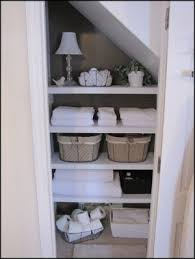 Bathroom Closet Storage by 8 Best Storage Solutions Closet Under The Stairs Images On