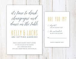 witty wedding invitation wording paperinvite