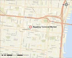 Reading Pennsylvania Map by Urban Decay Great Eating At Reading Terminal Market Philadelphia