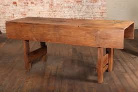 Industrial Work Table by Original Vintage Industrial American Made Work Bench Get Back Inc