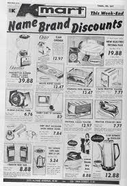 1968 kmart ad ads note and logos