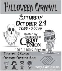 halloween carnival in brigham city utah