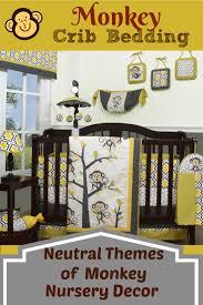 Crib Bedding Monkey Monkey Crib Bedding Sets