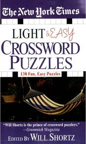books with light in the title the new york times light and easy crossword puzzles 130 fun easy