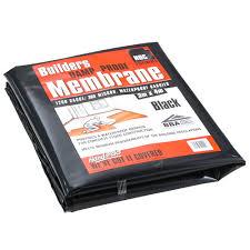 Damp Proof Membrane For Laminate Flooring Ndc Black Damp Proof Membrane 1200 Departments Diy At B U0026q