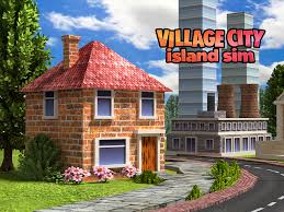 Build My House Online by Village City Island Sim Farm Build Virtual Life Android Apps