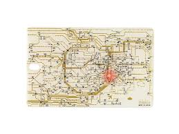 Tokyo Metro Route Map by Tokyo Subway Route Map And Star Wars X Wing Blueprints On Ic Card