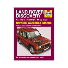 discovery 1 workshop manual download downloadindonesia