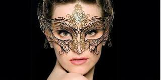 metal masquerade masks laser cut masks vivo masks