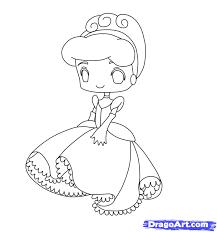 drawn face cinderella pencil color drawn face cinderella