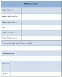 best marketing analysis template contemporary resume samples