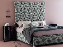 Padded Headboard King Awesome Diy Padded Headboard King Pictures Decoration Ideas Saomc Co