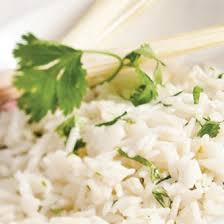 cuisiner citronnelle riz à la coriandre et citronnelle recettes cuisine et nutrition