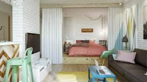 Studio Apartment Room Dividers by Impressive Apartment Curtain Ideas Nice Curtain Room Divider