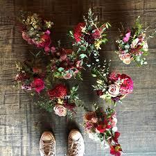 wedding flowers jam jars wedding flowers the olde bell green parlour