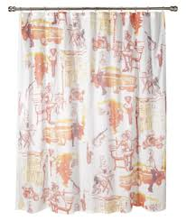 Pvc Free Shower Curtain Pvc Free Organic Cotton Shower Curtains U2013 Styles Sales The