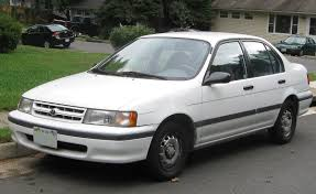 cars made by toyota toyota tercel