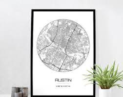 Home Decor Austin Austin Etsy