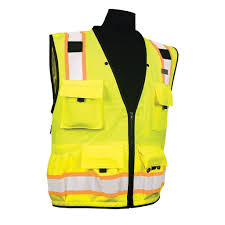 Construction High Visibility Clothing Ml Kishigo Class 2 Professional High Visibility Surveyor U0027s Safety