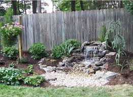 Backyard Water Falls by 122 Best Pond Less Waterfalls Images On Pinterest Backyard Ideas