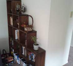 modular bookcase 5 steps with pictures