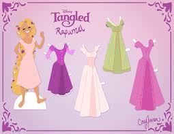 tangled paper doll printable guy paper dolls