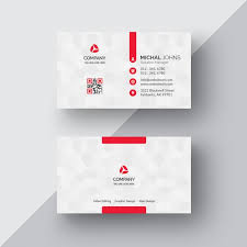 business cards white business card with details psd file free