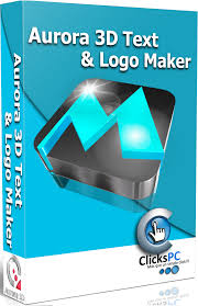 free software download with key aurora 3d text and logo maker