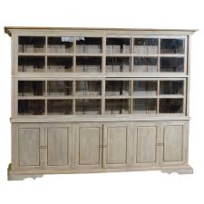 large display cabinet with glass doors large painted wood sliding glass door china cabinet display case