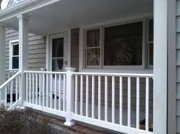 cape cod front porch ideas cape cod porch ideas railing on inspirations also front railings