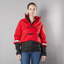 cycling jacket red clothing cyclechic