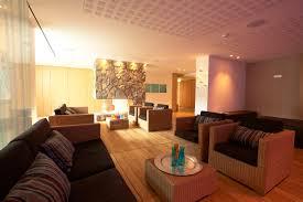 sitting area at soley natura spa at icelandair hotel reykjavik