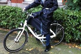 raincoat for bike riders amsterdam cycling gear for a rainy day one woman many bicycles