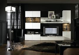 Tv Wall Unit Ideas Wall Ideas Black Wall Unit Black Wall Units Furniture Ikea