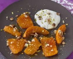 cuisiner le potiron dessert de potiron kabak tatlisi recette turque recette de