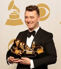 grammy winners list for 2015 includes sam smith pharrell backstage at the grammys sam smith rodney jerkins the band perry