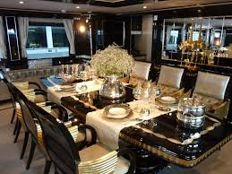 luxury dining room sets luxury modern dining table design ideas 4 home ideas
