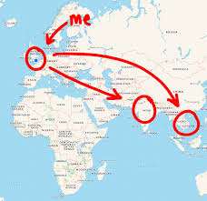 me where i am on a map the worldviews map and bad whatisyourworldview com