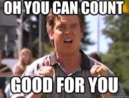 Good For You Meme - oh you can count good for you angry shooter mcgavin quickmeme
