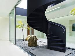 Feng Shui Home Design Rules Feng Shui Art Black Spirals Stairs Garden Park Stone Glass