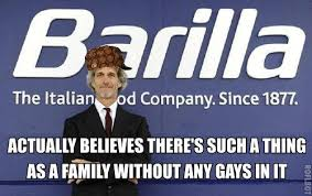 Anti Gay Meme - scumbag barilla ceo barilla s anti gay controversy know your meme